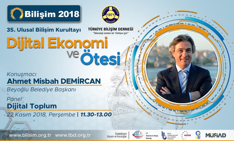 Ahmet Misbah DEMİRCAN