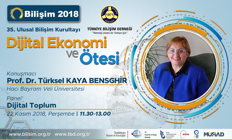 Türksel KAYA BENSGHİR